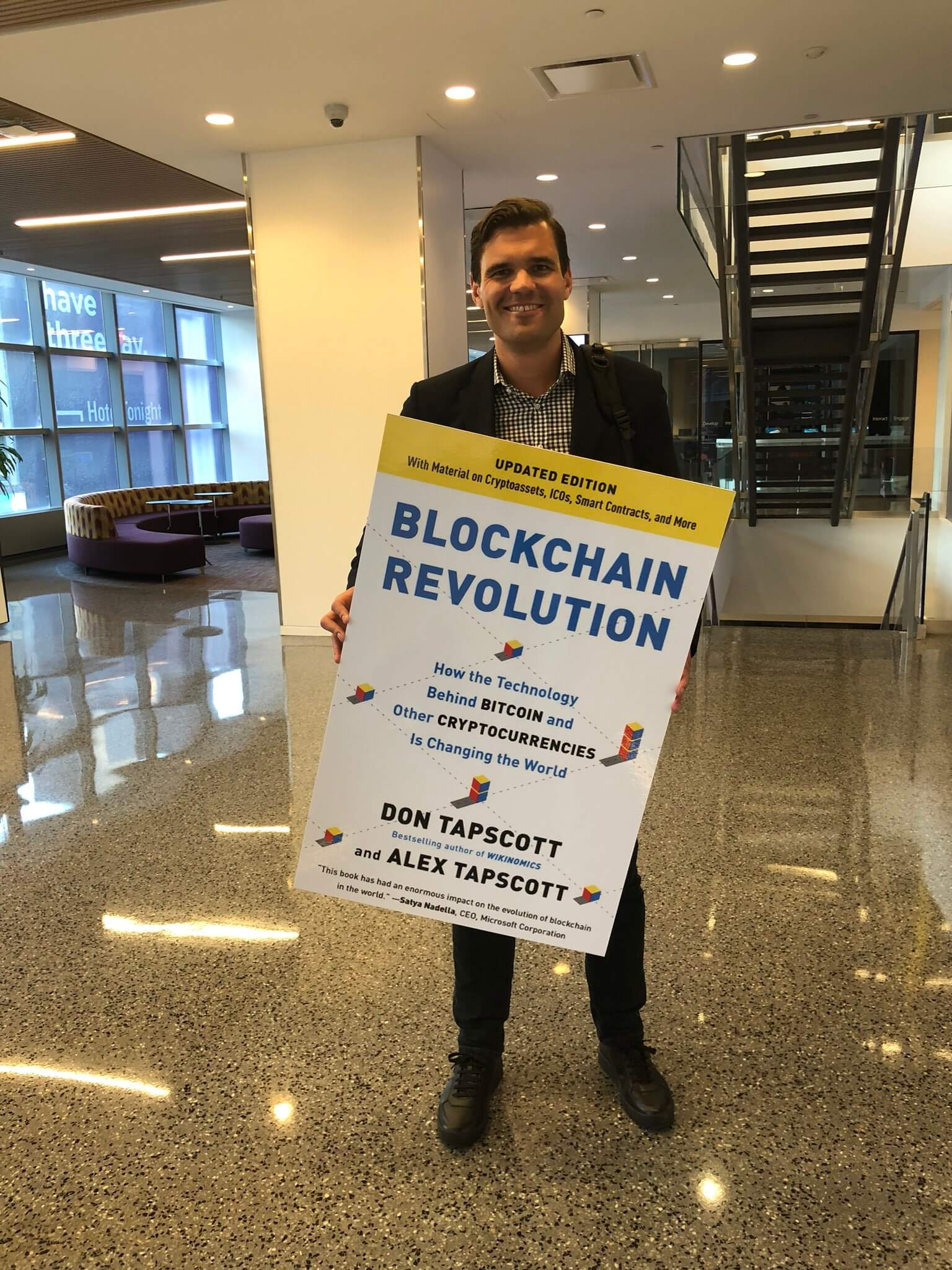 """Blockchain Revolution Alex"""